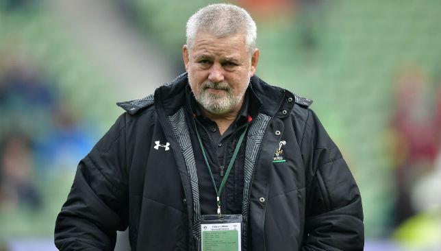 Warren gatland has seen a number of young players emerge for Wales this Six Nations.