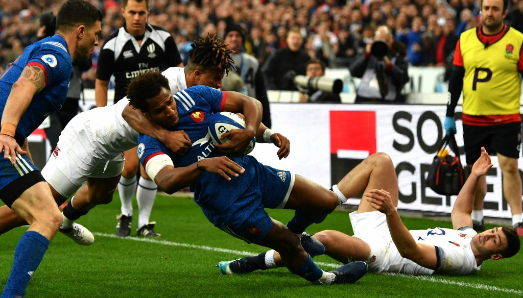 6N: England loses to France 22-16 and relinquishes title