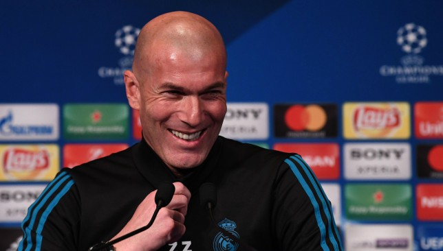 Zinedine Zidane is not interested in whether people like his side or not.