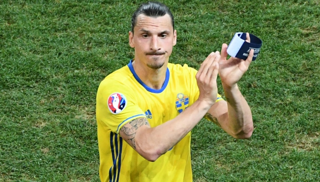 'Welcome to Zlatan': Ibrahimovic makes play for LA's heart