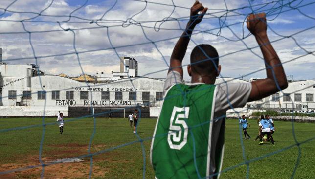goalkeeper at Sao Cristovao football club