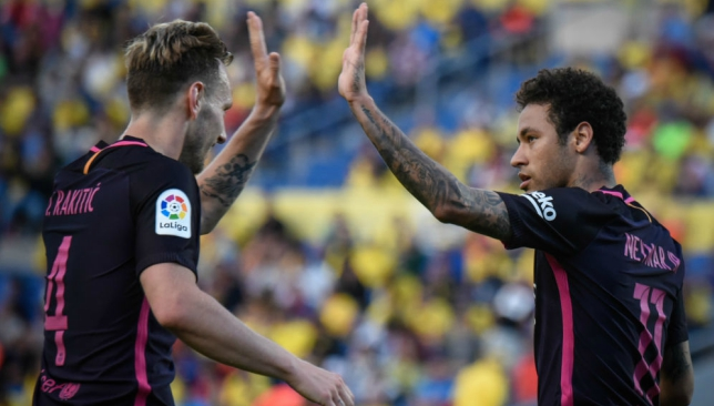 Neymar wants to return to Barca, say Spanish reports