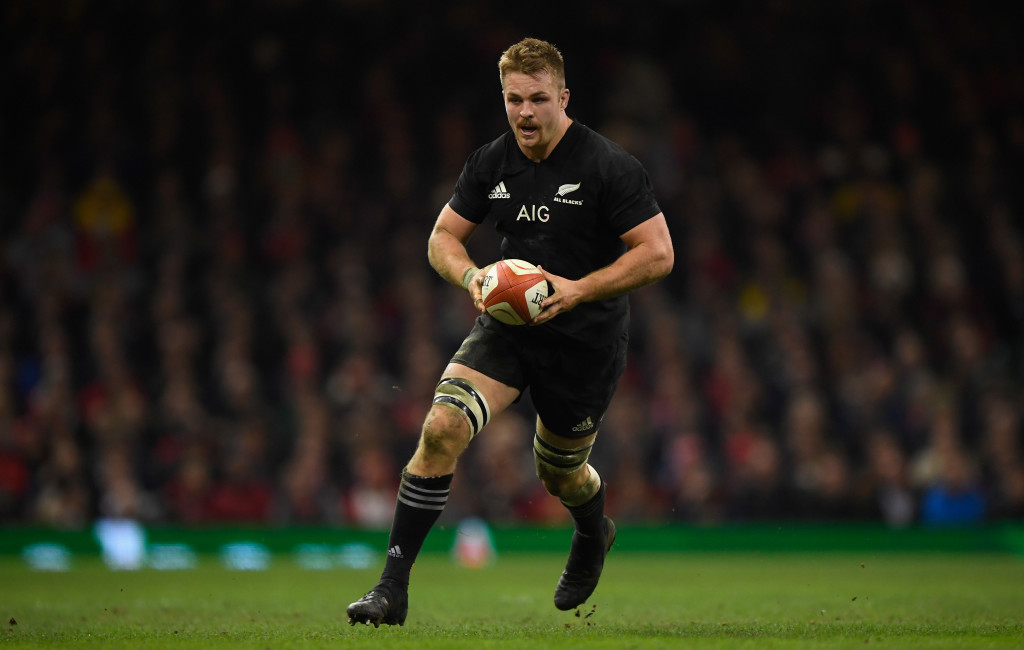Sam Cane - a few seasons up north could see him back in black for the RWC 2023