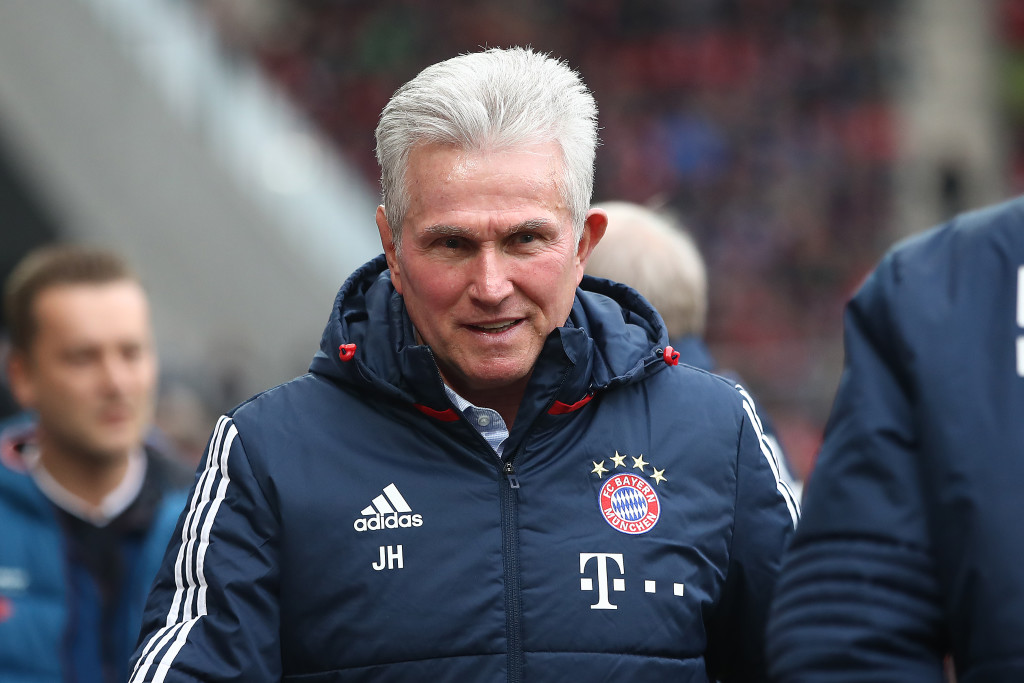 Heynckes' rescue job with Bayern this year has only burnished his legacy.