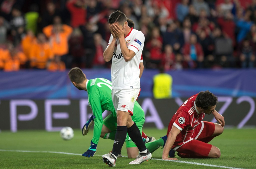 Sevilla had only themselves to blame for missing out on another famous victory.