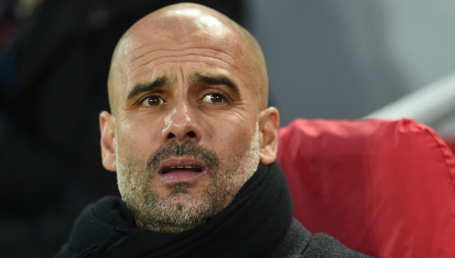 Pep Guardiola has urged his players to be brave and bounce back from a disappointing week.