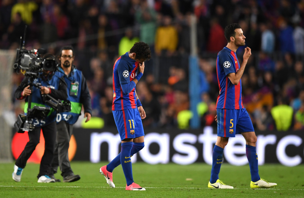 Barcelona won't have happy memories of their last visit to Italy.