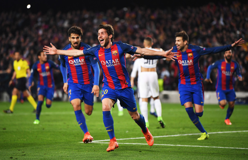 Barcelona's comeback against PSG will be the inspiration for City.