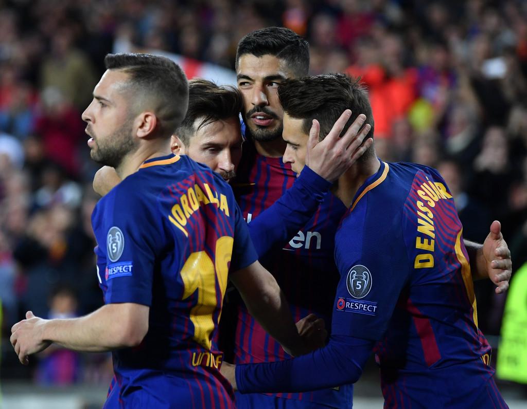 Barcelona aren't only unbeaten in La Liga.