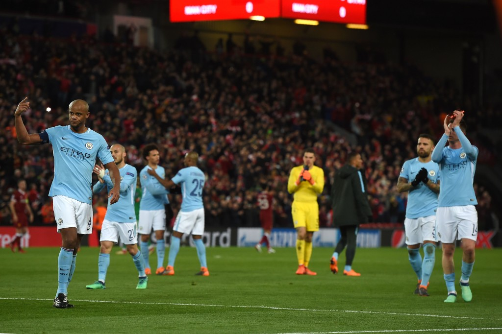 City have to overcome a deficit they've never turned around before.