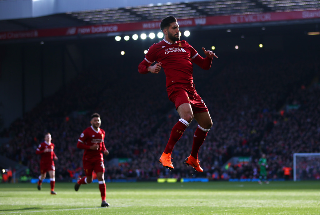 It looks increasingly likely that Emre Can has played his last game for Liverpool.