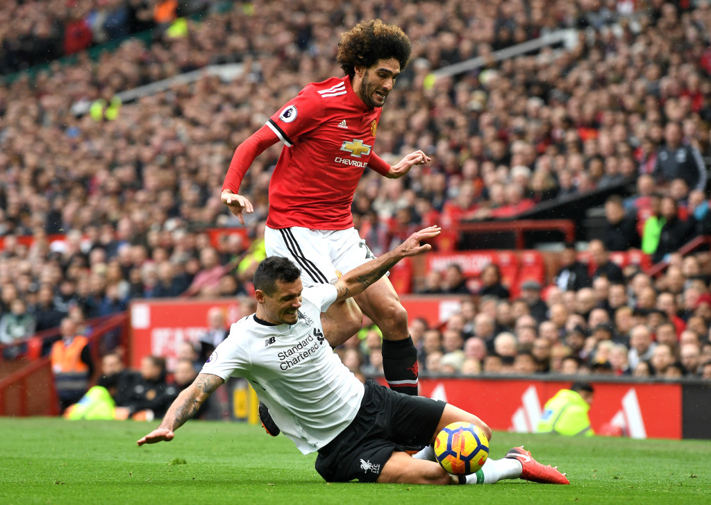 Could Fellaini really join Man United's biggest rivals?