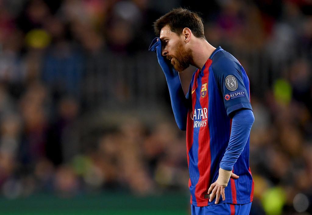 Italian teams in Italy: Messi's Kryptonite.
