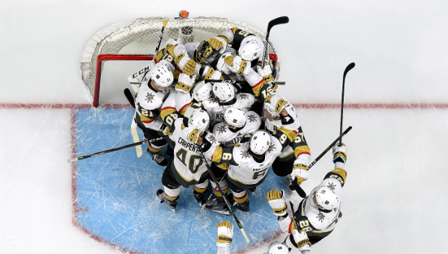 Bets Keep Rolling In on Stanley Cup Co-Favorite Golden Knights