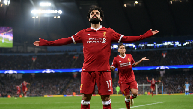 Liverpool to reject £200M bid for Mohamed Salah from Real Madrid