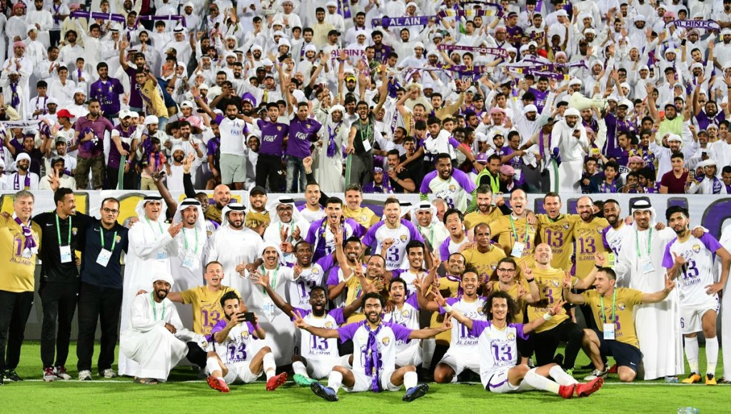 Al Ain won a double domestically, but further glory will not follow in Asia.