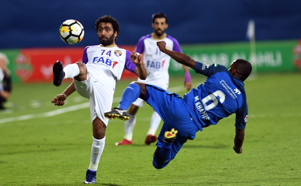 Al Nasr vs Al ain agl 21 2017-18 (21)