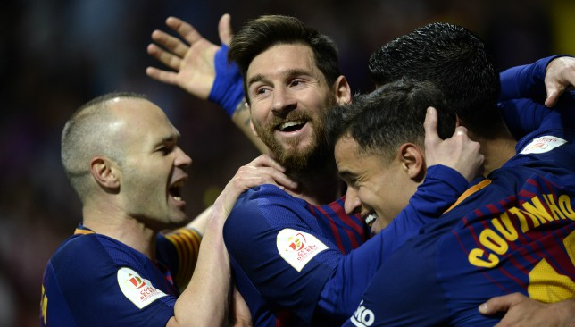 Success story: Barcelona exceeded expectations.