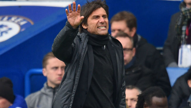 Antonio Conte responds to reports about leaving Chelsea