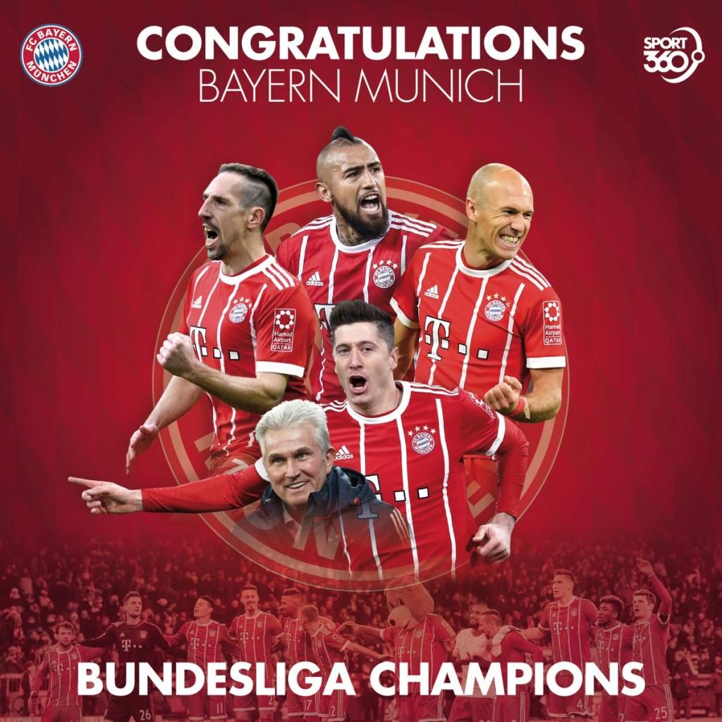 BayernMunichchampions