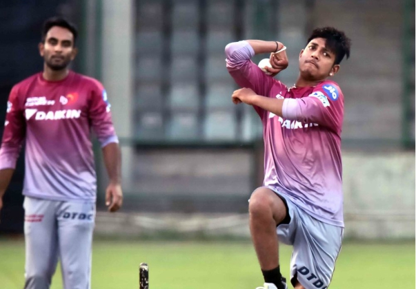 Lamichhane will be the first Nepalese to play in the IPL.