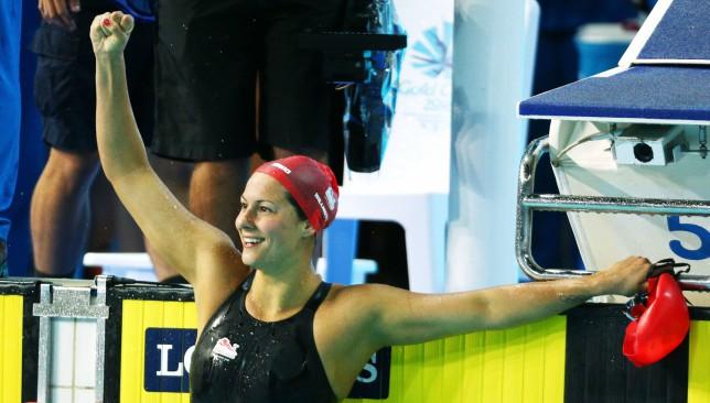 WIlmott won the 400m individual medley