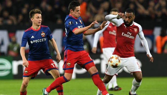 Europa League:Arsenal Vs Atletico, Marseille Vs Salzburg in semifinal
