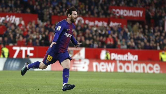 Messi rescues unbeaten Barca as Bale double propels Real