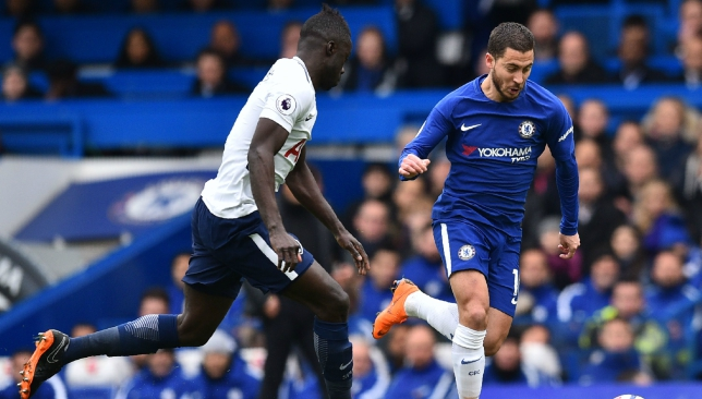 Antonio Conte praises Alvaro Morata ahead of Chelsea's clash with Tottenham