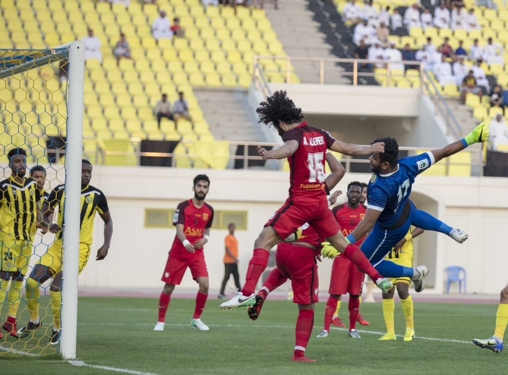 Fujairah are locked in a battle with Ittihad Kalba to finish second.