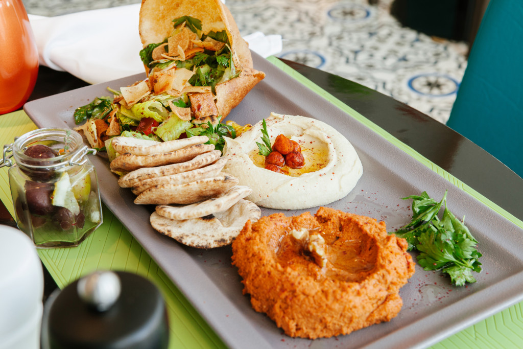 A delicious and nutritious Iftar at the Park Inn by Radisson