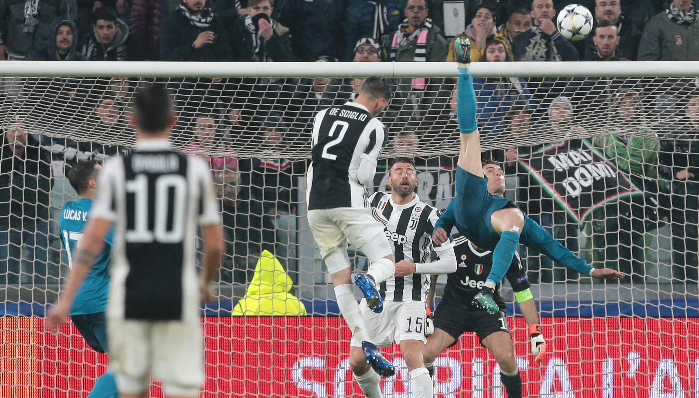 Football News: Juventus 0 Real Madrid 3 As Cristiano