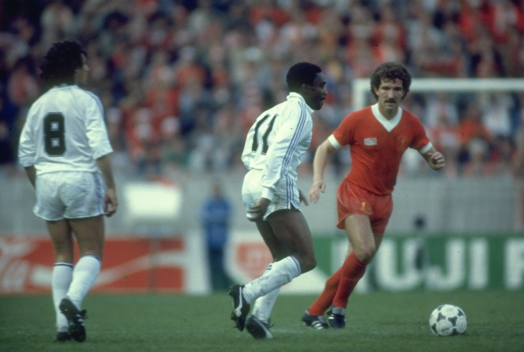 Laurie Cunningham was the first Englishman to play for Real Madrid.