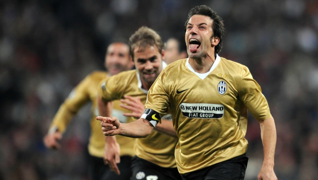 Alessandro Del Piero was at his devastating best for Juve in Madrid.
