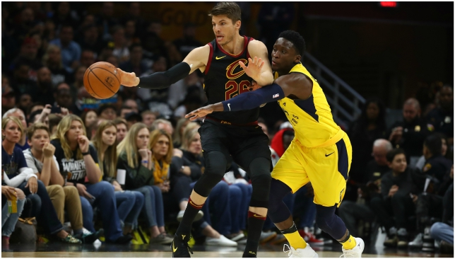 Why you shouldn't overreact to Cleveland's Game 1 Loss to the Pacers