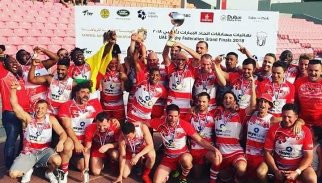 Dubai Tigers have been crowned champions of the second tier for two seasons running.