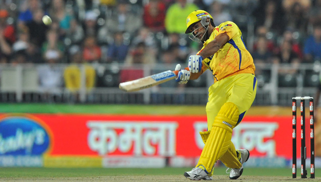 MS Dhoni is back for Chennai Super Kings