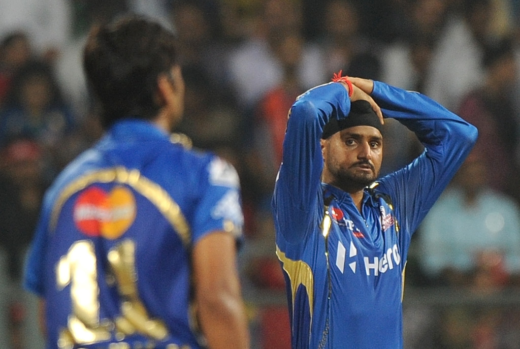 Harbhajan'd economy-rate has been to die for.