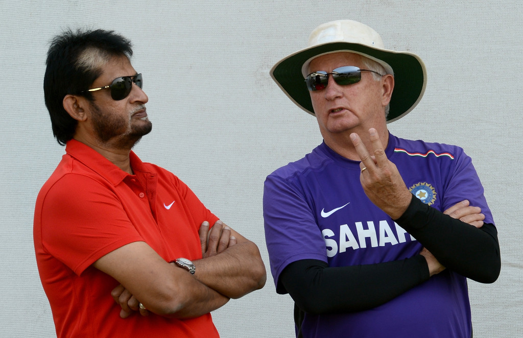 Patil (L) has opened up about his friendship with Gambhir.