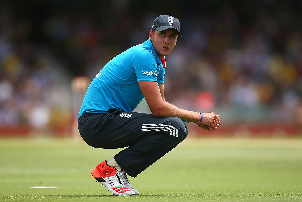 Broad withdrew his name in 2011 and 2012 despite having a contract.