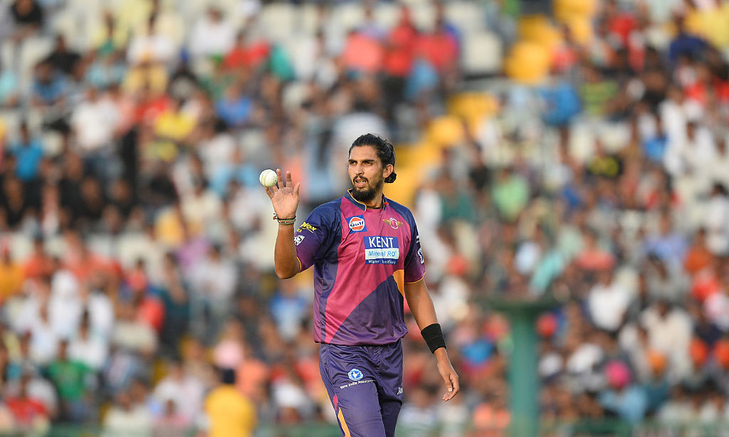 Ishant will miss the IPL for only the second time in its history.