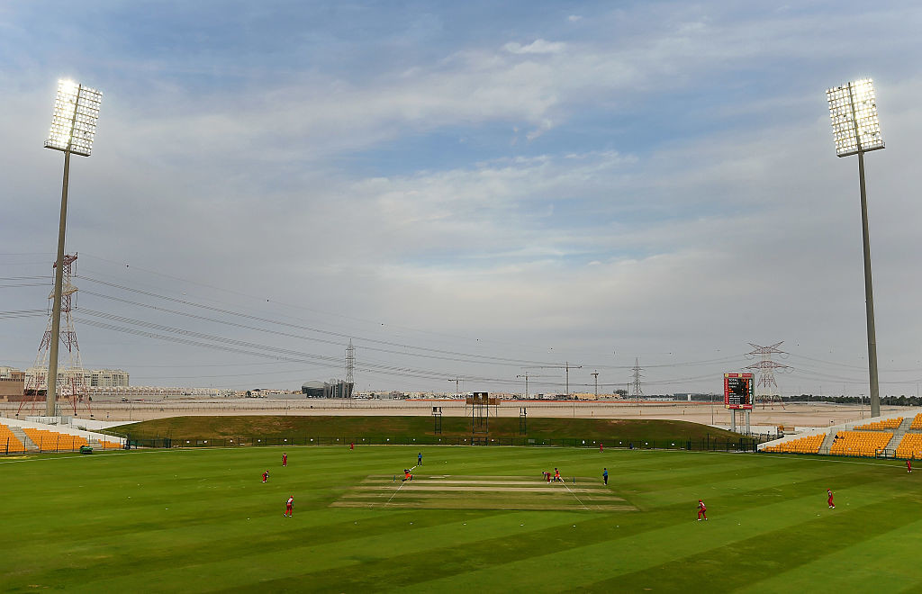 The seating capacity at the Sheikh Zayed stadium is being increased.