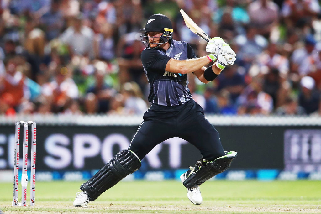Guptill is the most successful batsman in T20I cricket.