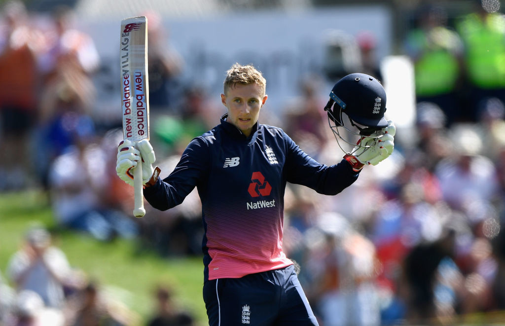 Root has an excellent record in ODI cricket to boot.