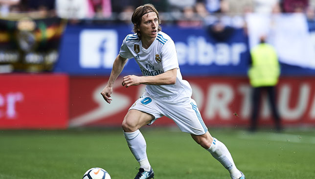Modric reveals where he wants to play next — Real Madrid