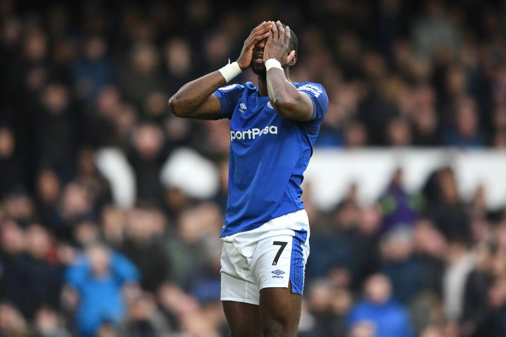 Everton v Manchester City - Premier League