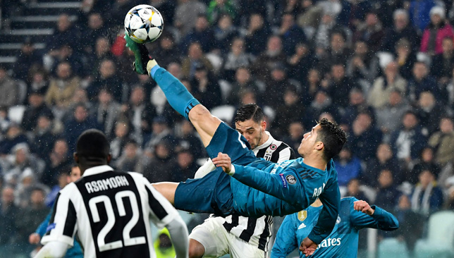 Ronaldo makes more Champions League history in flying start for Real Madrid