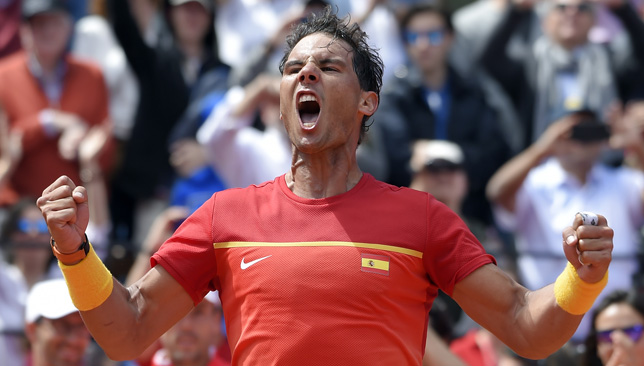 Davis Cup: Spain beats Germany to reach semifinals
