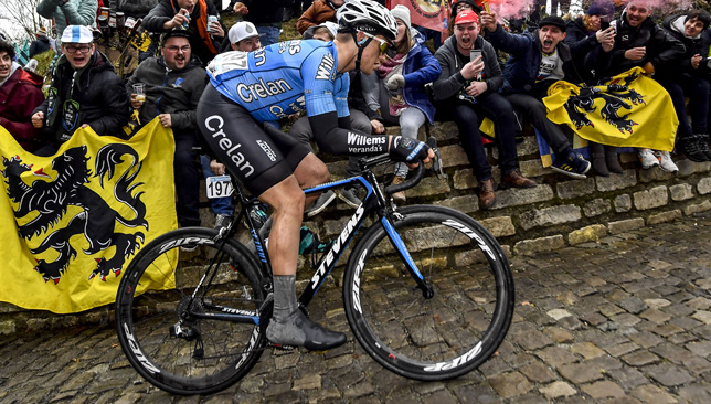 Valgren wins Amstel Gold Race title