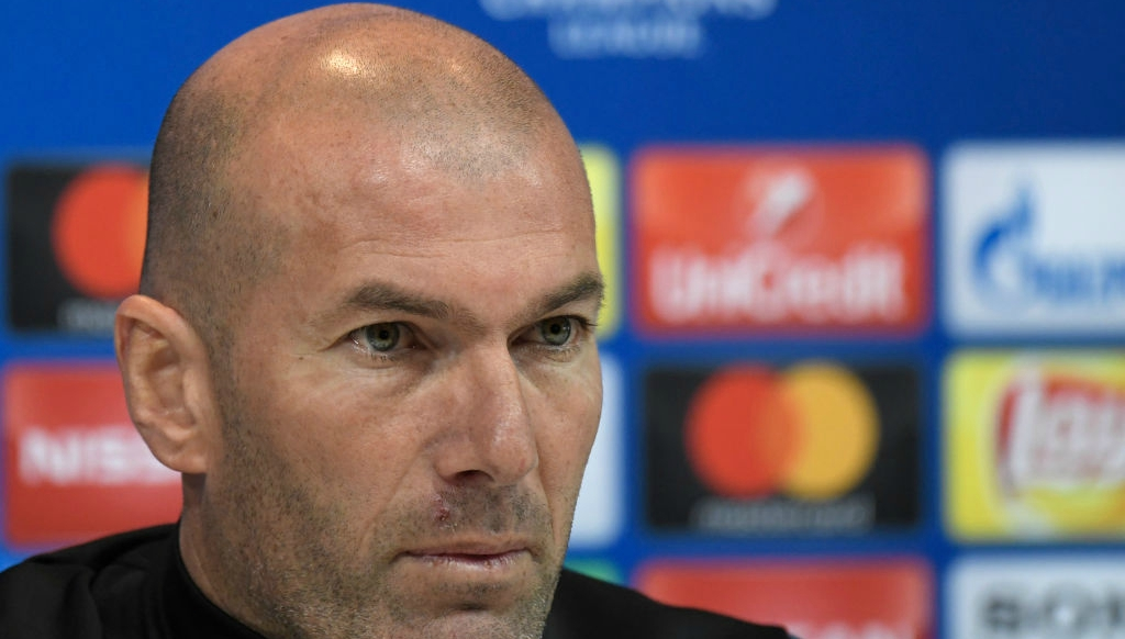 Zidane faces defensive woes ahead of Real's clash with Juventus
